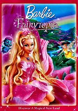 NEW DVD // BARBIE   in  FAIRYTOPIA // FULL LENGTH FEATURE 71 minutes