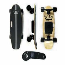 KYNG Electric Skateboard 15 MPH 350W Hub Motor 10 Mile Range Longboard NEW!