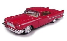 1957 Chrysler 300C (Red) - Classic Metal Works Mini-Metals DieCast HO SCALE