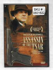 ASSASSIN OF THE TSAR Malcolm McDowell NEW R1 Lowest Price on Ebay