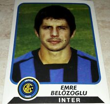 FIGURINA CALCIATORI PANINI 2003-04 INTER EMRE ALBUM 2004