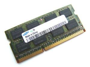 Samsung M471B5673EH1-CH9 2GB 2Rx8 SODIMM PC3-10600S-09-10-F2 DDR3 Laptop Memory