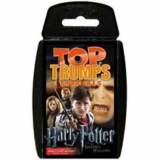 Top Trumps - Harry Potter and the Deathly Hallows (Original version)
