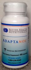 ADAPTANOL Physician Recommended Diet Sup 60 Caps SPECIAL PRICE & FREE SHIPPING
