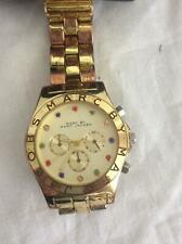 Marc Jacobs Watch with instructions and boxed, working with signs of wear (Auc)