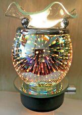 Electric 3D Plug-in Fragrance Lamp/Oil Burner/Wax Warmer/Night Light sp-0225