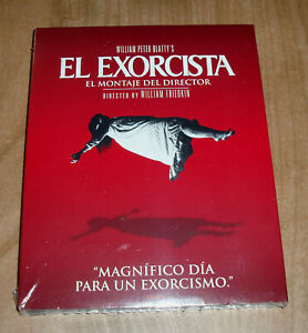The Exorcist The Director's Cut Blu-Ray New Slipcover (Sleeveless Open) R2
