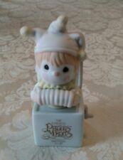 Precious Moments Jester Figurine B0006 1991 Enesco Jest To Let You Know Birthday