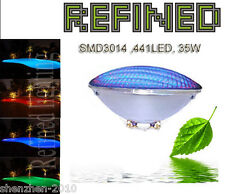 Par56 led swimming pool bulb lamp light 35W RGB remote controller