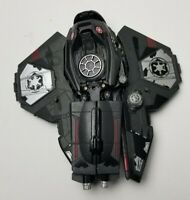 Star Wars Darth Vader's Sith Starfightet Hasbro Incomplete