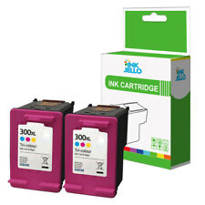 Remanufactured 2 Colour Ink Cartridge For HP 300XL C4635 C4640 C4650 C4670 C4673