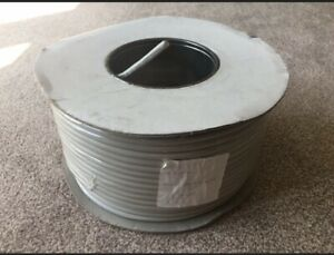 100m CAT6 FTP Shielded Cable Grey