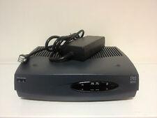 Routeur Cisco 1700 séries modèle 1701-K9 (ADSL WIC-1ADSL)(ISDN WIC-1B S/T)