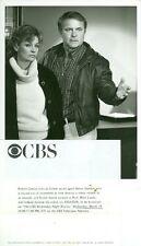 ROBERT CONRAD KAREN AUSTIN ASSASIN ORIGINAL 1986 CBS TV PHOTO