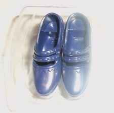 Franklin Mint Titanic Rose Navy Blue Shoes