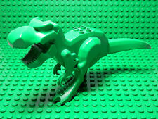 LEGO LEGOS - One NEW  Green Tyrannosaurus Rex - Complete Assembly