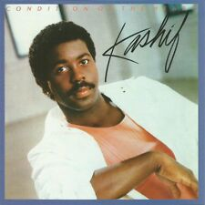Kashif ‎– Condition Of The Heart Ftg 320     NEW cd
