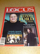 LOCUS (SCI-FI) - JEFFREY FORD - June 2008 # 569