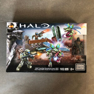 Mega Bloks Construx Halo CNG99 ODST Troop Pack *Factory New Sealed* Block Toy
