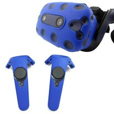 For Htc Vive Pro Vr Virtual Reality Headset Silicone Rubber Vr Glasses HelmeA3D9