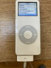 Apple iPod Nano 1st Generation White 4GB A1137