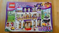 Lego Friends Heartlake Grand Hotel 4110. 100% complete, with Box & Instructions