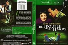 The Trouble with Harry ~ New DVD ~ Shirley MacLaine, John Forsythe (1955)