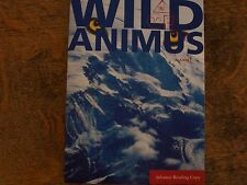 WILD ANIMUS BY RICH SHAPERO, SOFT COVER.