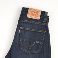 Levi's Strauss & Co Hommes 506 Slim Jeans Jambe Droite Taille W31 L32 AVZ602