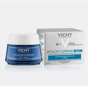 Vichy Liftactiv Supreme Anti Wrinkle & Firming Correcting Night Cream 50ml