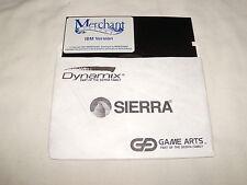 Merchant Colony (IBM Version, 1991) 5.25 floppy disk