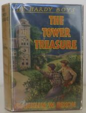 FRANKLIN W. DIXON The Hardy Boys-The Tower Treasure FIRST EDITION FIRST STATE