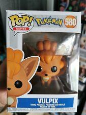 Pokemon - Vulpix Funko Pop! Vinyl Figure