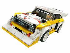 LEGO 76897 AUDI SPORT quattro S1 - 1985  SPEED Champions 7+
