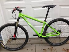 Niner One9 Single speed Mountain Bike Thomson trek specialized cannondale