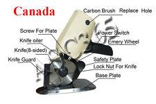 """110mm 4.3"""" Blade Electric Cloth Cutter Fabric Cutting Machine Scissors Sew Tool"""