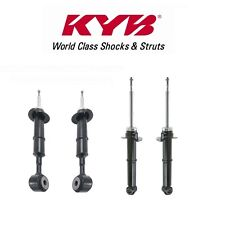 NEW Ford Expedition 2003-2006 4WD Front and Rear Shock Absorber KIT KYB Excel-G