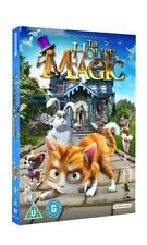 The House of Magic DVD 5055201825568 Jeremy Degruson Ben
