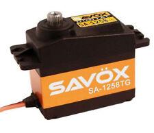 Savox SA-1258TG Super Speed Titanium Gear Digital Servo-savsa1258tg