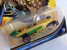 Hotwheels HawkMan Hombre Halcon DC Comics CFT34-0319 Y0758 Batman vs Superman