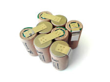 Pack Batterie Pour 01138030000 Metabo Batterie 9,6 V Panasonic 3000 mAh NiMH à réaliser soi-même