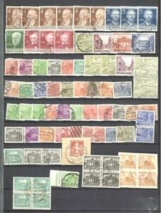 [M0644] Germany Post Berlin classic  lot collection