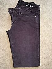 Women's Gap Size 29/8R Sexy Boot Jean EUC Comfy