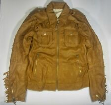 Energie mens leather jacket size XL