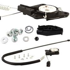 Fit VW Beetle Convertible KIT Rear Left Driver Window Regulator Repair 1Y0898291