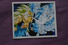 VIGNETTE STICKERS PANINI  DRAGONBALL Z TOEI ANIMATION N°160