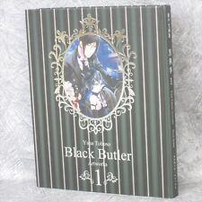 BLACK BUTLER Artworks 1 YANA TOBOSO Kuroshitsuji Art Illustration Book *