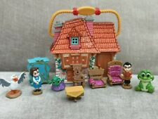 Disney animators collection littles Belle playset/Playset dolls house