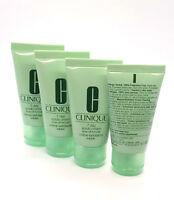 4 x Clinique 7 Day Scrub Cream Rinse-Off Formula,1 oz / 30ml = Total 120 ml