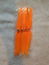 Promark VR P70 drone replacement blades  (set of 4, 2-A 2-B) Orange